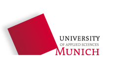 Munich University of Applied Sciences Website